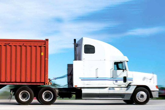 Container Drayage & Trucking Services